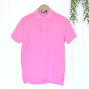 Polo by Ralph Lauren Classic Fit Mesh Polo Shirt